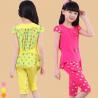 China 8803 summer new arrival children sport clothing,set clothing girl set wholesale