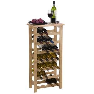 China Шкафа вина цеха хранения мастерство твердой древесины стоящего деревянное твердое wholesale