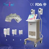 China Far infrared pressotherapy slimming machine with fat freezing technology wholesale
