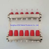 "China 1"" BSP , High Quality Underfloor Heating Manifolds Set wholesale"