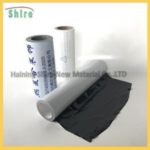 Fita de aço inoxidável durável do polietileno da película protetora com esparadrapo da resina acrílica