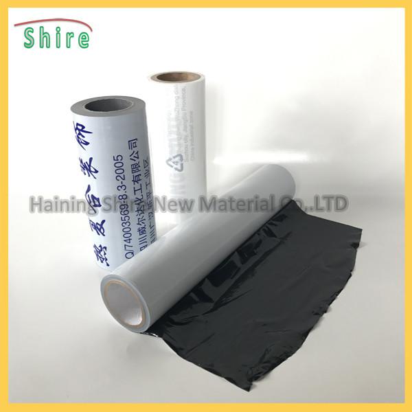 Quality Fita de aço inoxidável durável do polietileno da película protetora com esparadrapo da resina acrílica for sale