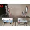 China Semi-Automatic Bag On Valve Aerosol Filling Machines for Avene Cosmetic Sprays wholesale