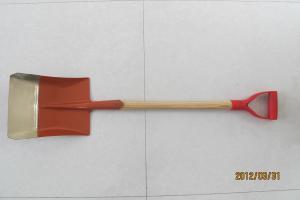 China non spark tools square shovel aluminum bronze alloy on sale