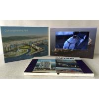 China TFT Lcd Video Business Cards , Advertising promotional video card wholesale