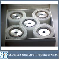 China Industrial diamond grinding wheel for ceramic on sale