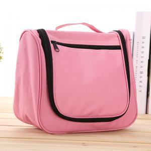China Waterproof Large Capacity SGS Hanging Cosmetic Travel Bag wholesale