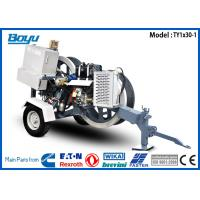 Buy cheap 1 x 30KN Overhead Line Equipment , 12V Air Cooling Electric tensioner Honda from wholesalers