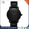 China PU Leather Fashion Men Wrist Watch Quartz Watch PU Strap Circular Dial Fashion Watch wholesale