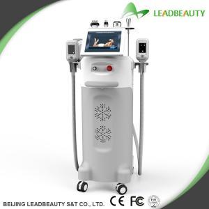 China Cryolipolysis vacuum velashape machine with cooling system on sale