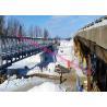 China Lightweight Delta Portable Steel Bridge Longer Term Permanent On Main Highways Rural Areas wholesale