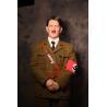 lifesize high emulation hitler silicone figure for Hitler Historical Museum