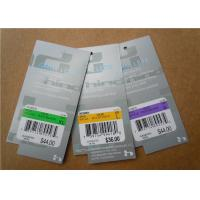 China Lightweight Clothing Label Tags / Personalised Clothing Labels wholesale