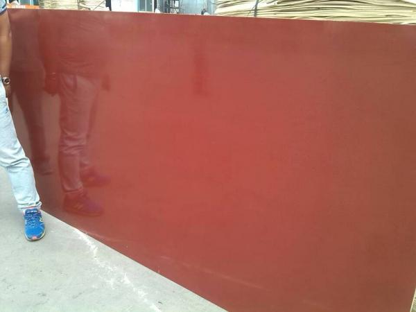 Quality Red filmfaced plywood for sale