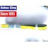 China 1 inch WLL 3200 LBS  Duplex Polyester Lifting Slings Eye to Eye wholesale