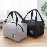 China Zipper Closure Oxford Insulated Lunch Cooler Bags wholesale