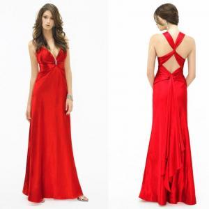 China Graceful Evening Dress, Chiffon Party Dress (PD037) wholesale