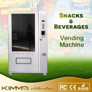 China Экран касания комбинированного автомата кредитной карточки безалкогольного напитка полностью большой wholesale