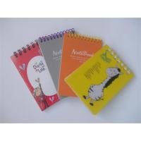 China chea price notebook paper printing, cover for notebook, hardcover spiral notebook wholesale
