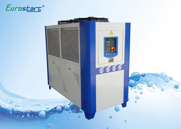 Quality Refroidisseur d'eau commercial de haute performance réfrigérateur refroidi à l'eau de rouleau de 30 tonnes for sale