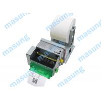 All in one structure fast speed 80mm kiosk thermal printer for self sevice terminal