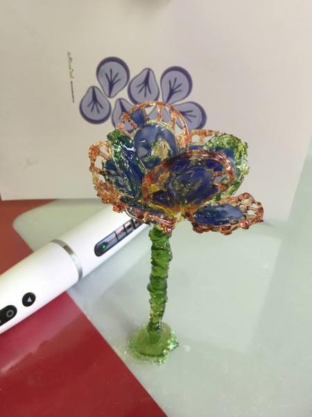 Quality Unique & High Tech Handheld 3D Printer Pen With SLA Tech For Children Magic Creation for sale