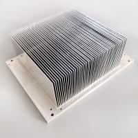 China Alloy Aluminium Extrusion Heat Sink Profiles Inverter / Rectifier / Radiator / Converter on sale