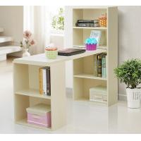 China Bookshelf Modern Home Office Furniture Computer Desk L Shaped For Kids wholesale