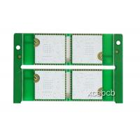China Half Hole HDI Rogers PCB Ro3003 Multilayer Circuit Board Fabrication Green or White wholesale