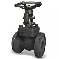 China 900L Small Manual Forged Steel Goble Valve 3/4 Inch with Flang End wholesale