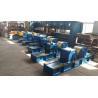 China Tank Pipe Rollers Heavy Duty 100 Ton Rotary Capacity Self Centering wholesale