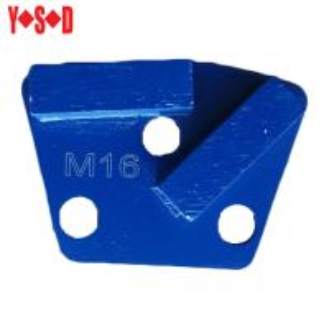 China YSD Trapezoid Diamond Floor Grinding Dics for Concrete Terrazzo SASE CPS DIAMATIC GRINDER wholesale