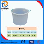 China 70 Liters PE Plastic drum wholesale