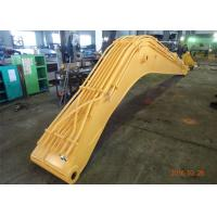 China JCB 220 Excavator 15.5 Meter Long Reach Boom With Anti Explode Valve ISO Certificate wholesale
