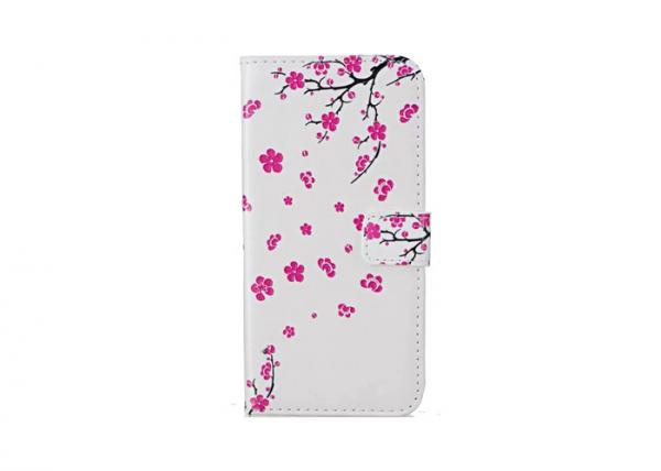 Quality Winter Plum Tree Custom Design Phone Cases , Smooth Custom Smartphone Cases for sale