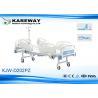 China 2機能IVポーランド人のPPのガードレールLINAKモーターが付いている完全な電気ICU病院用ベッド wholesale