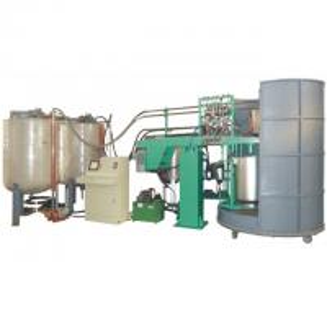 China Electrical Semi - Auto PU Foam Batch Box Foaming Machine For Sponge Mattress on sale