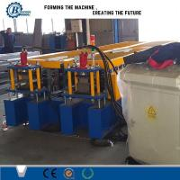 China Small Size Galvanized Steel Sheet Metal Rolling Machine For Stud And Track wholesale