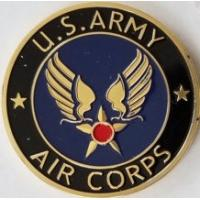 China Collectable Military Challenge Coins , US Air Force Challenge Coins OEM / ODM wholesale
