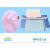 Natural Soft Absorbent Pads Medical For Seniors Bedding / Seating