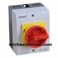 China IP65 Rotary isolator switch with enclosure on sale
