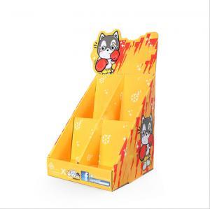 China Carton Paper Retail Counter Display Box For Retail Shop / Supermarket wholesale