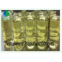 China Anabolic Steroids Testosterone Propionate 100mg/Ml Oil Liquid For Increase Muscle Strength wholesale
