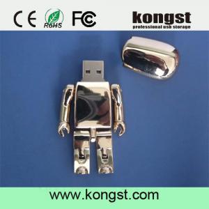 China Kongst cute robert usb flash stick/metal robert usb/usb drive wholesale