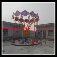 China promotion product!!! Amusement park rides in stock 10 Seats flying chair for sale wholesale