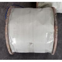 China Solid 6x37 304 Stainless Steel Wire Rope DIN / GB , Dia 30mm SS Wire Rope wholesale