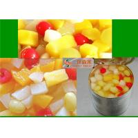 China Nutrition délicieuse conserve de fruits en pêche de raisin d'ananas de poire de cerise wholesale
