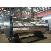 China Coal Wood Biomass Fired Thermal Oil Heater Boiler High Strength For Industry wholesale