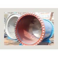 China Welded Joint Connect Orifice Plate Flow Meter With Gas / Steam / Liquid Media on sale