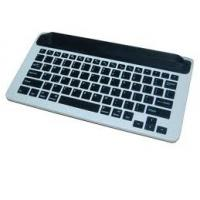 China Wireless touchpad mouse bluetooth keyboard Samsung Galaxy Tab Leather Case wholesale